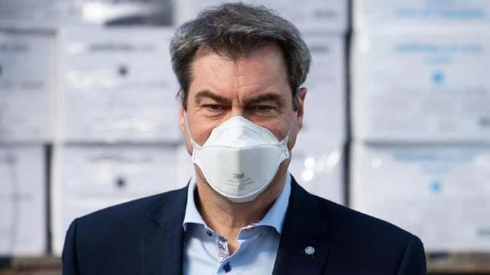 Söder stellt sich über das RKI und führt FFP2-Maskenpflicht für Nahverkehr und Geschäfte ein