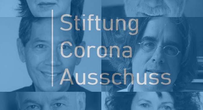 Juristen und Wissenschaftler gründen Stiftung Corona-Ausschuss