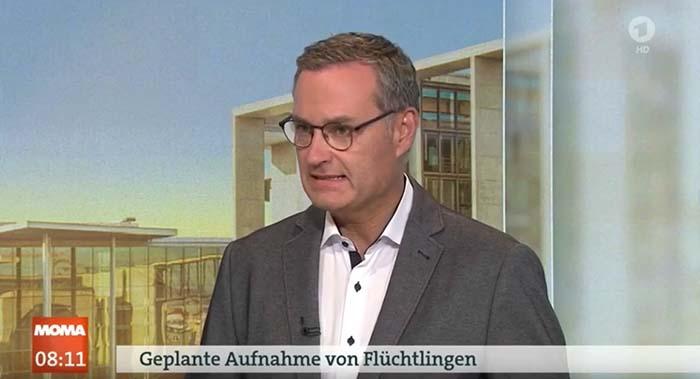 Nur Deutschland nimmt Migranten aus Moria auf!
