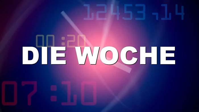 """""""DIE WOCHE""""  die AfD Newsshow aus Berlin"""