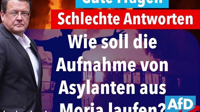 Stephan Brandner: Wie soll die Aufnahme von Asylanten laufen?
