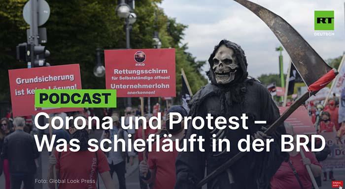 Corona und Protest – Was schiefläuft in Deutschland