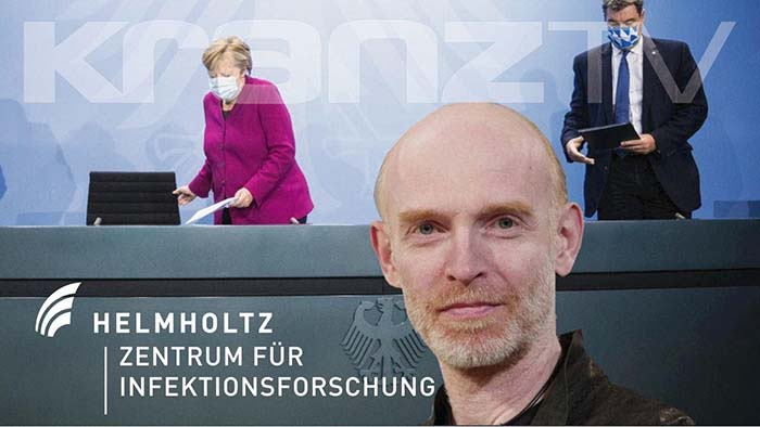 Merkel Virologe Michael Meyer-Hermann finanziert von Gates – Impfstoff ohne Nadel?