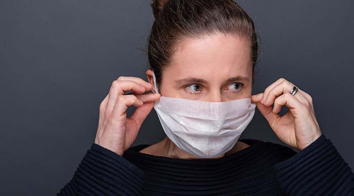 Ferndiagnose des Chefs der TKK: Werden trotz Impfstoff im Winter 2021/22 Masken tragen