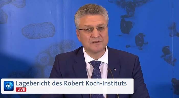 RKI klärt vorab auf: Menschen werden mit der Impfung versterben | Politikstube