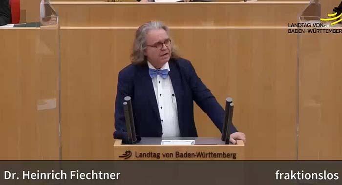 """Dr. Fiechtner: """"Es ist eine Mordimpfung! - und das wollen sie den Bürgern einfach so zumuten""""   Politikstube"""