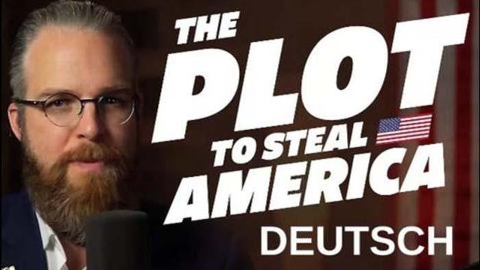 Die Verschwörung zum Diebstahl Amerikas | Politikstube