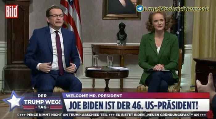 """Der """"gute"""" Herr Biden darf alles – der """"böse"""" Herr Trump durfte nichts mehr"""