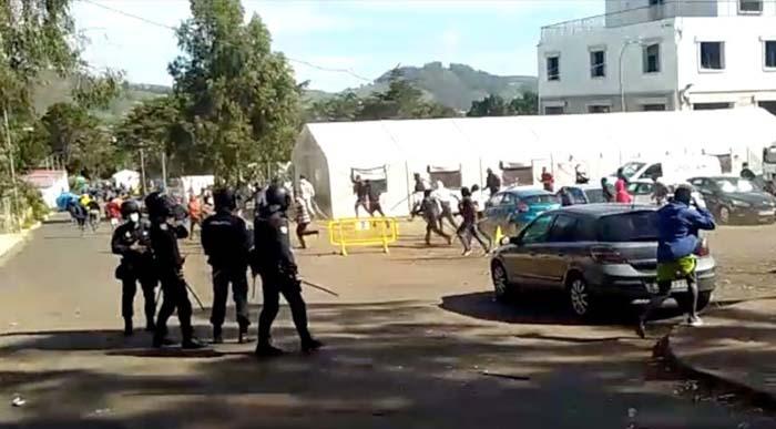 Lager auf Teneriffa: Kämpfe zwischen afrikanischen Glücksrittern – drei Schwerverletzte