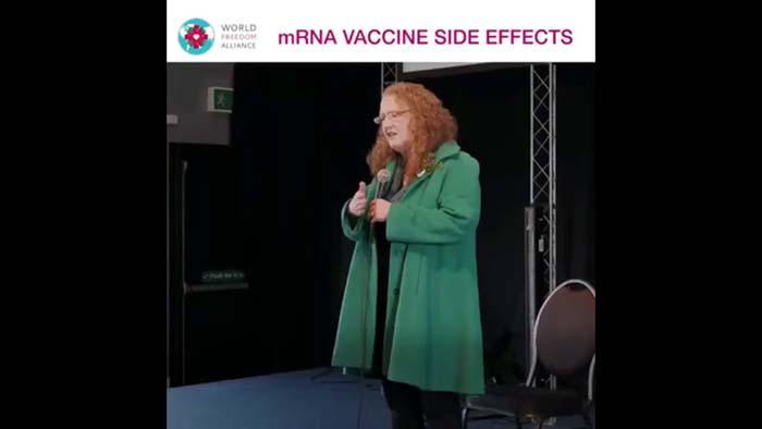 """Professor Dr. Cahill: """"Menschen mit der mRNA-Impfung werden in 2 bis 10 Jahren sterben!"""""""
