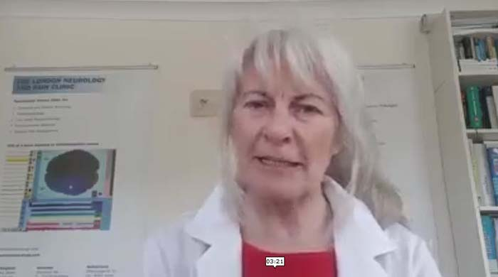 Dr. Margareta Griesz-Brisson über Masken und Impfung