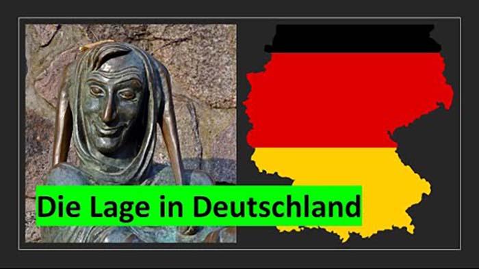 Die Lage in Deutschland: Mehr Muppet Show, oder mehr Klapsmühle?