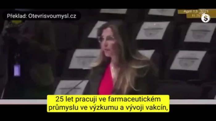 Couragierte Forscherin aus Tschechien: Sehen Sie mir in